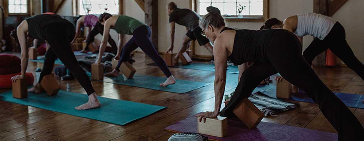studio yoga classes